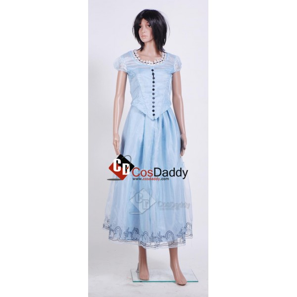 Tim Burton's Alice In Wonderland Alice Blue Dress ...
