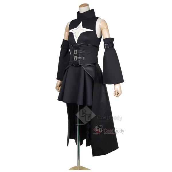 To Love-Ru Golden Darkness Eva Black Cosplay Costume