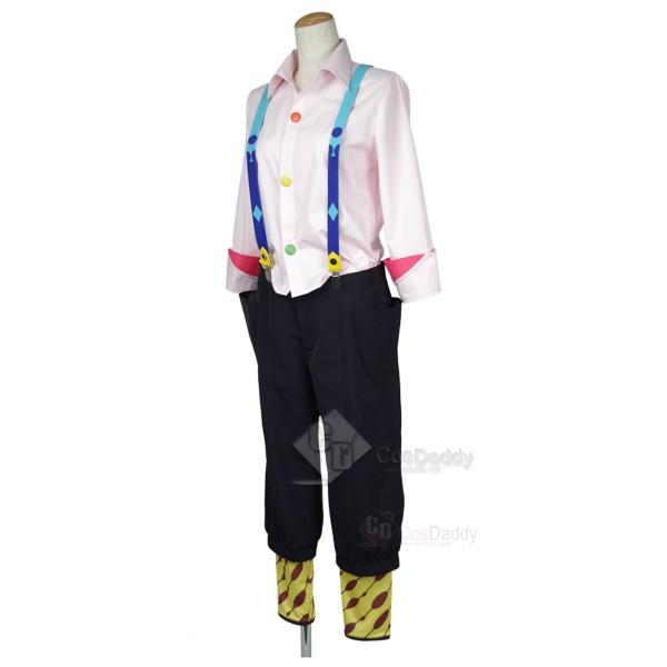 Tokyo Ghoul Juuzou Suzuya Cosplay Costume