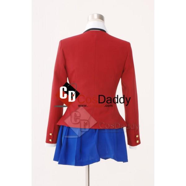 Toradora Gal Uniform Cosplay Costume