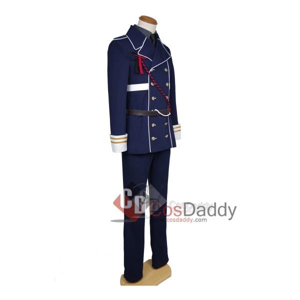 Touken Ranbu Namazuo Toushirou Outfit Cosplay Costume
