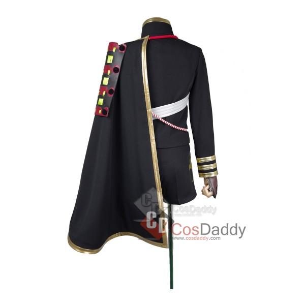 Touken Ranbu Uguisumaru Uniform Cosplay Costume