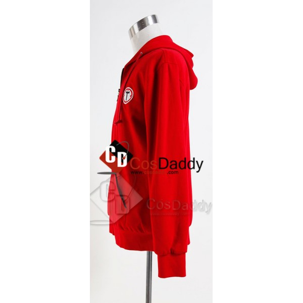 Tower Prep School Uniform Cosplay Costume