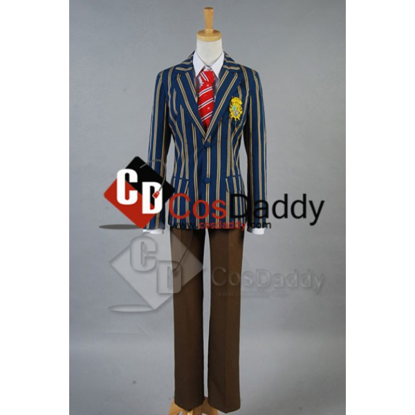 Uta No Prince-sama Class S Student Boy Uniform Cos...