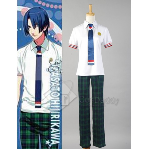 Uta No Prince-sama Hijirikawa Masato Summer Cosplay Costume