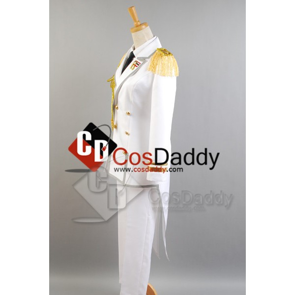 Uta No Prince Sama Shining All Star QUARTET NIGHT Uniform Cosplay Costume