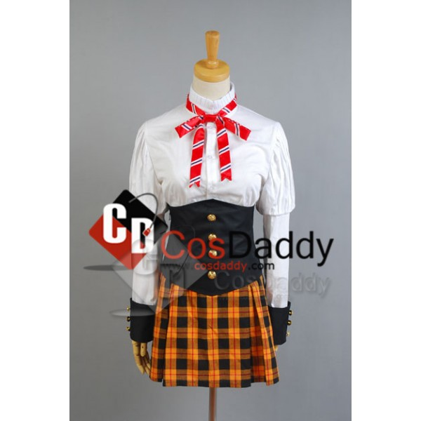 Uta No Prince Sama Summer School Uniform Cosplay Costume