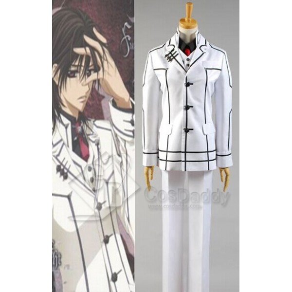Vampire Knight Shiki Senri Male Uniform Cosplay Costume