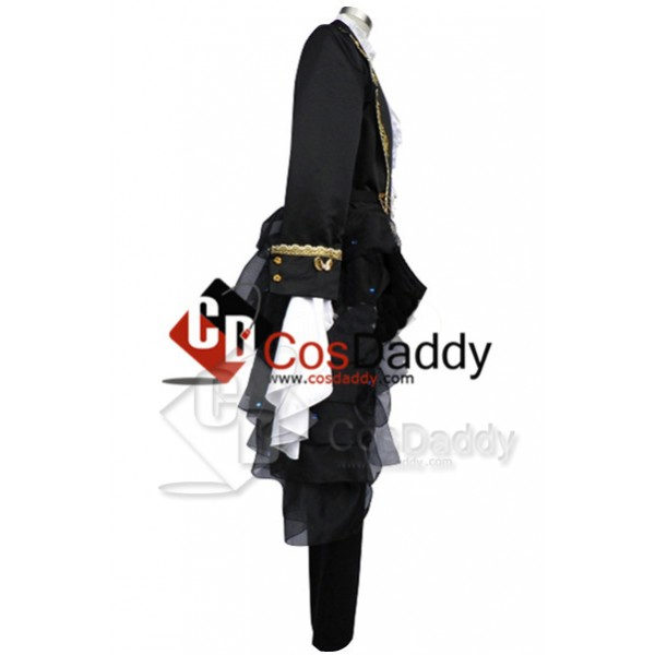 Vocaloid Gakupo Sandplay Singing of the Dragon Cosplay Costume
