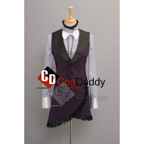 Vocaloid GUMI Deadline Circus Anime Cosplay Costume