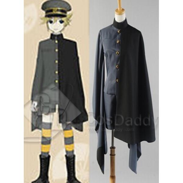 Vocaloid Hatsune Kagamine Renn Cosplay Costume
