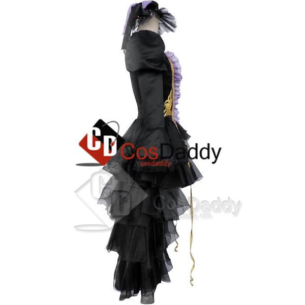 Vocaloid Hatsune Miku Sandplay Singing of the Dragon Cosplay Costume