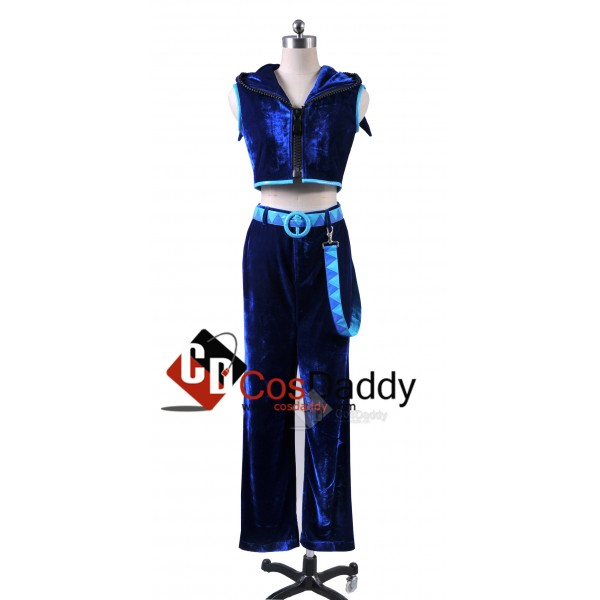 Vocaloid Hatsune Miku Sonic Outfit Cosplay Costume