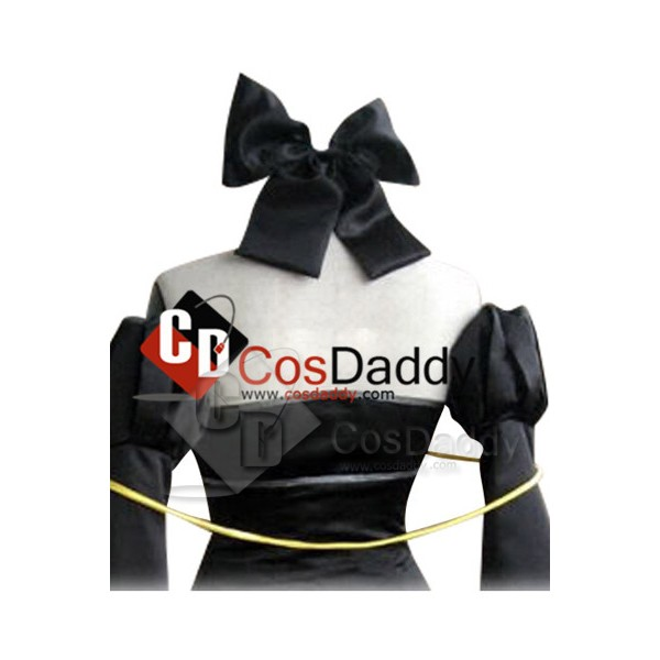 Vocaloid Len Kagamine Black Cosplay Costume