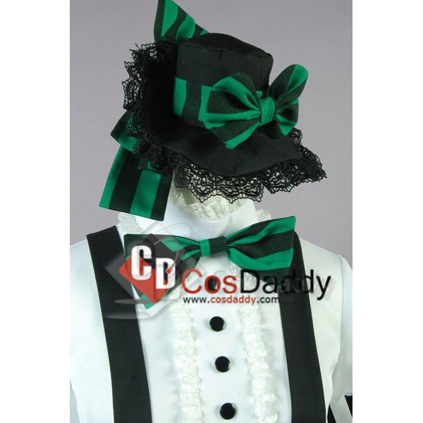 Vocaloid Miku Hatsune Mrs. Pumpkin's Funny Dream Cosplay Costume