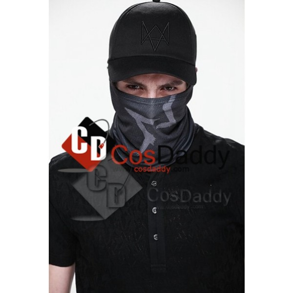 Watch Dogs Aiden Pearce Cap with Face Mask