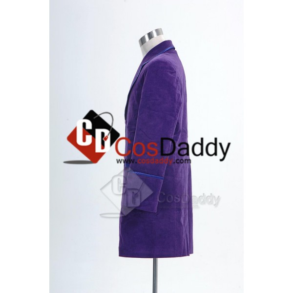 Willy Wonka and the Chocolate Factory 1971 Jacket Coat Cosplay Costume