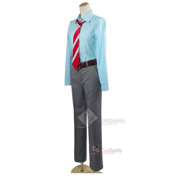 Your Lie in April Arima Kousei Uniform Cosplay Costume