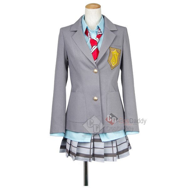 Your lie in April Kaori Miyazono School Uniform Co...