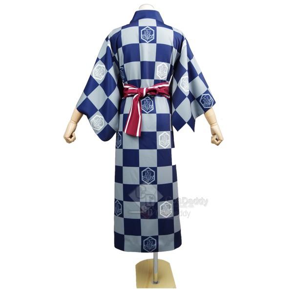 Yowamushi Pedal Hakone Academy Bathrobe Cosplay Costume