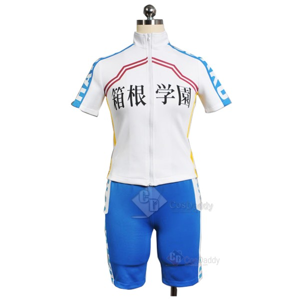 Yowamushi Pedal Hakone Members Cosplay Costume