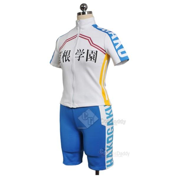 Yowamushi Pedal Hakone Members Cosplay Costume