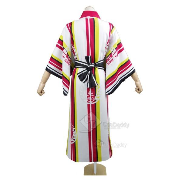Yowamushi Pedal Sohoku High School Bathrobe Cosplay Costume