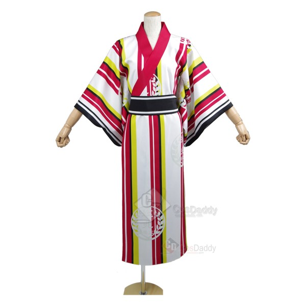 Yowamushi Pedal Sohoku High School Bathrobe Cospla...
