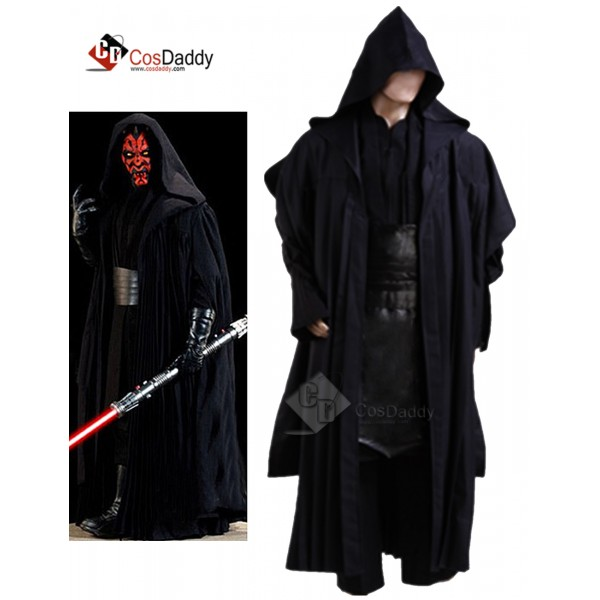 Star Wars Darth Maul Cotton Costume