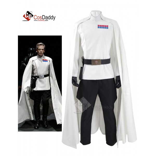 Star Wars: Rouge One:  Orson Krennic Cosplay Costu...