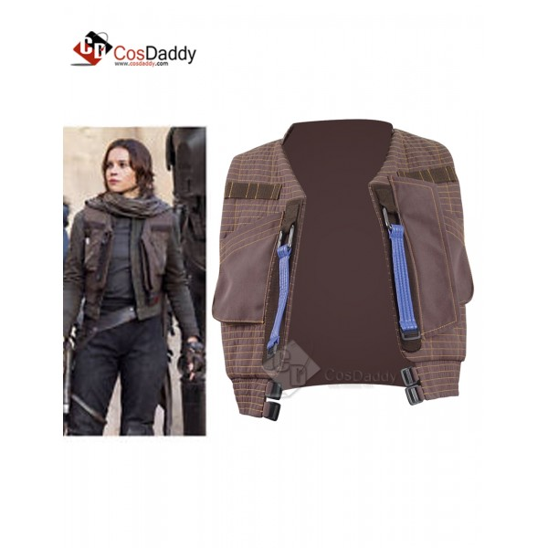 Star Wars: Rogue One Jyn Erso  Vest Costume