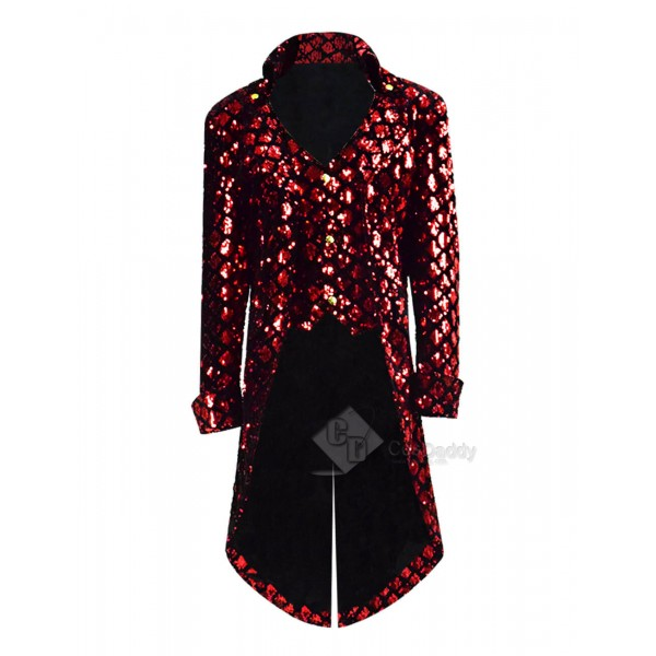 Steampunk Jacket Womens Stain Gothic Victorian Coa...