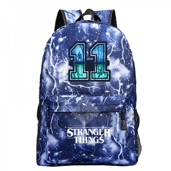 Stranger Things Backpack Bag Lightweight Travel Sp...