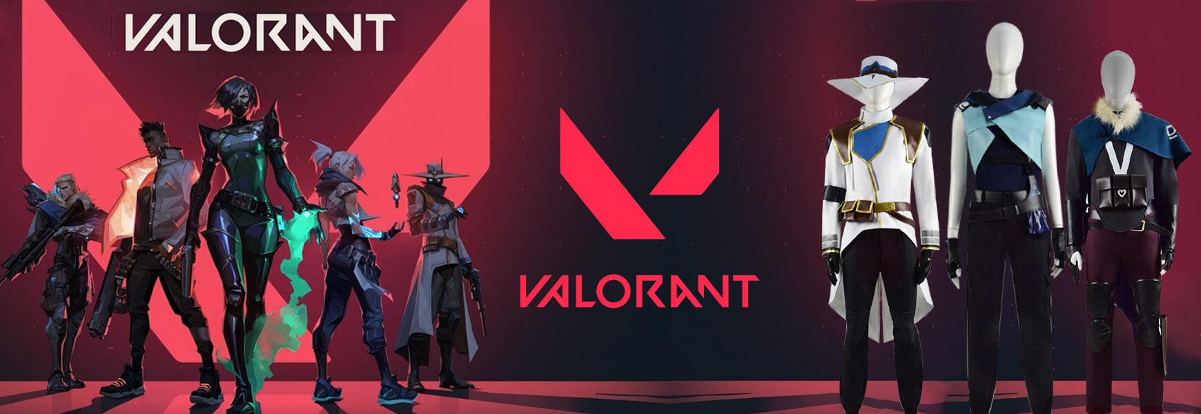 Valorant Cosplay