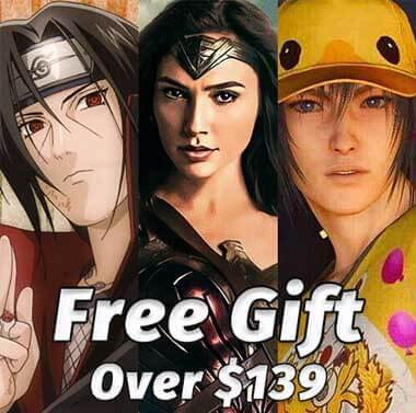Over $139 Get Free Gift