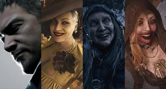 Resident Evil Village costume