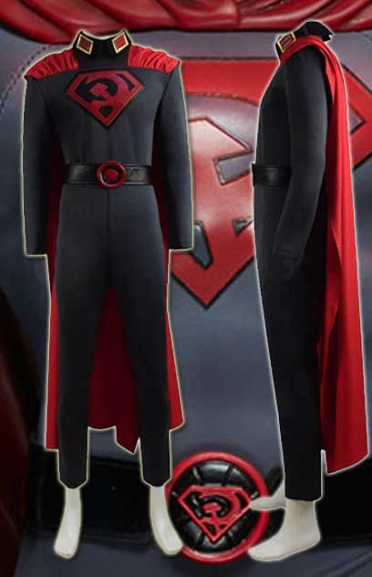DC Comics Superman Red Son Costume
