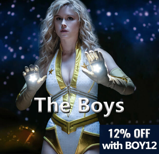 The Boys Cosplay Costumes
