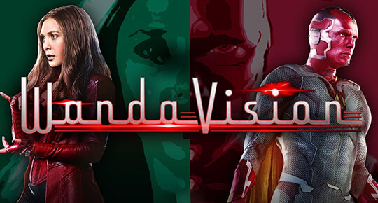 WandaVison Cosplay